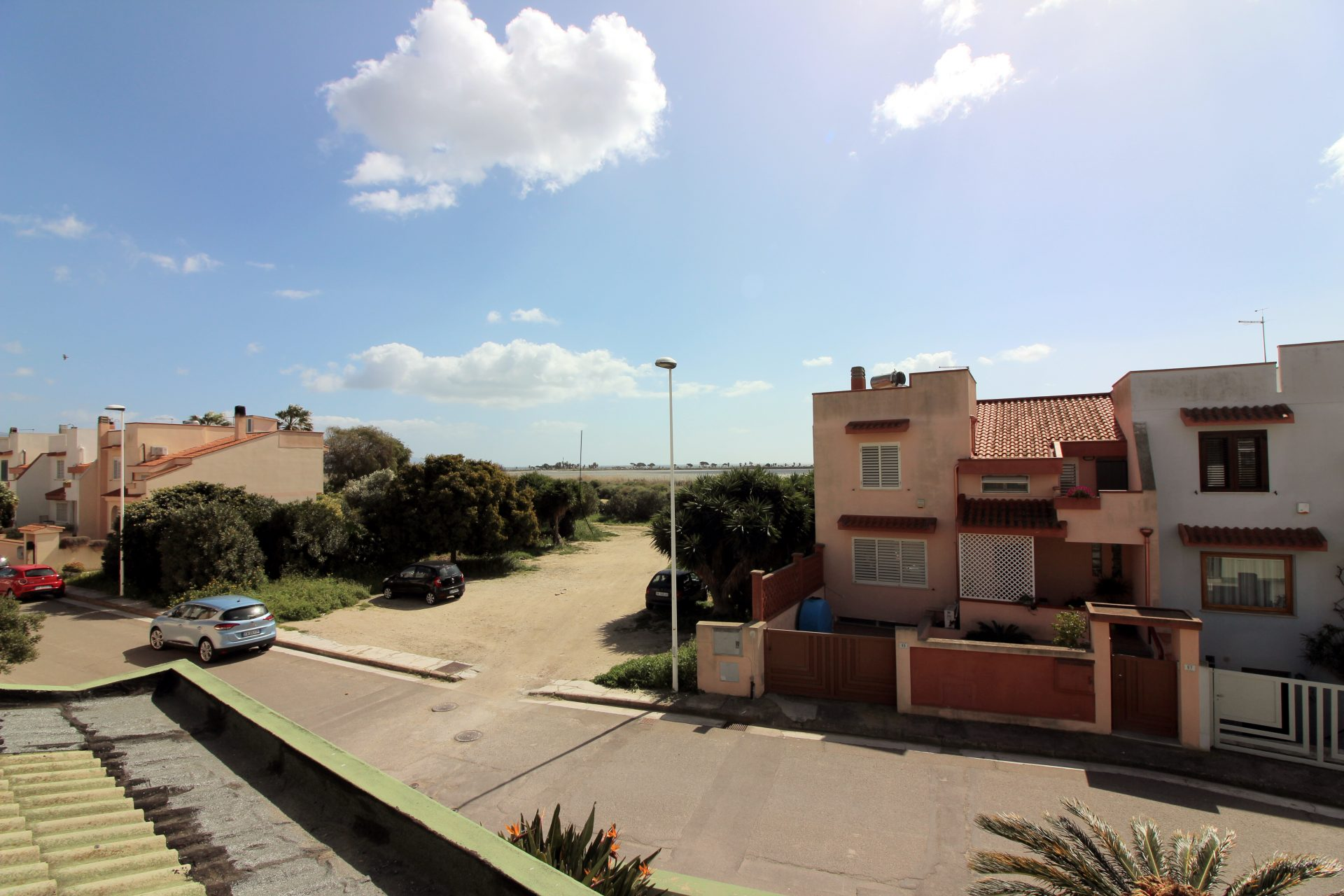 panorama balcone camera
